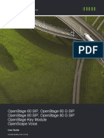 User Manual OpenStage 60-80 SIP
