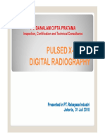 PULSED X-RAY  & Digital Radiography -PT. DCP.pdf