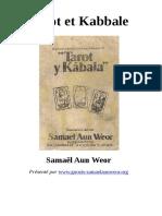 1978-Samael-Aun-Weor-Tarot-et-Kabbale