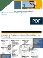 Hazardous Substance Management& PredefService
