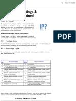 IP Enclosure Ratings & Standards, IP66, IP65, IP55, IP54