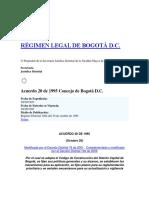 Acuerdo 20 de 1995  - Normas de construccion.docx