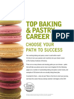 Top Trending Baking Pastry Arts Careers