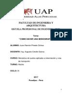 FACULTAD DE INGENIERIA Y ARQUITECTURA