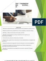 TEMA 5 ELABORACION  Y TRANS COMUNICACIONES ESCRITAS.pptx