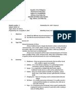 MAPEH 10 Module 4.docx