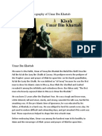 Biography of Umar Ibn Khattab.docx