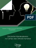 Publicação Ciências Humanas