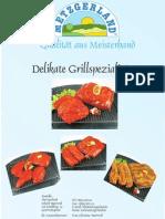 Metzgerland - Grillspezialitäten