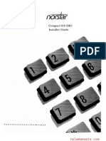 Norstar DR5 Manual