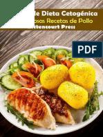Recetas de Dieta Cetogenica_ 25 - Bittencourt Press