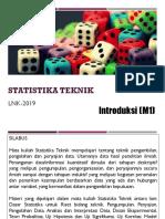 2020-MODUL 1- KONTRAK KULIAH-PENGANTAR STATISTIKA-PENGERTIAN KLASIFIKASI DATA-LNK