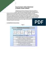 Classification Des Processus