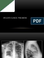 LP 3 torace  patologie