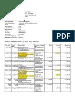 Salary Statement 2019-2020