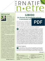 Alternatif Bien Etre Libido Un Facteur de Longévité Naturel a Entretenir Naturellement SD