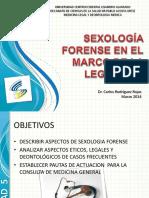 Sexología Forense en el marco de la legalidad - Dr. Carlos Rodríguez Rojas.pdf