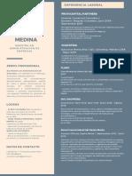 CV Victoria Medina Cuello