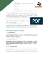 Modulo Mercado Proyecto Productivo
