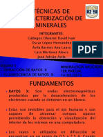 TÉCNICAS DE CARACTERIZACIÓN DE MINERALES.pptx