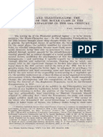 Cernovodeanu (1986) The evolution of the boyar class in the Romanian Principalities in the 18th century