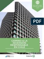 Publicación Inversión Responsable en Chile