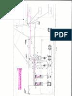 Plano banco de ductos existente