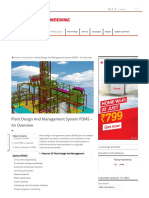 Plant Design And Management System PDMS - An Overview.pdf