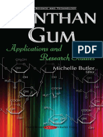 Michelle Butler (ed.) - Xanthan Gum_ Applications and research studies (2016)