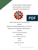 legislacion-RESEÑA-BIBLIOGRAFICA
