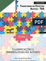 CLASSIFICAÇÕES E TERMINOLOGIAS DO AUTISMO