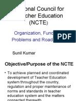 National Council for Teacher Education (NCTE)
