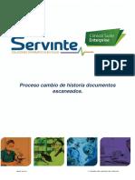 RGILHD3 0-v1 Proceso cambio de historia documentos escaneados