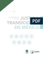 Estudio Justicia Transicional Mexico