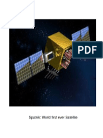 Invention Story of Satellite