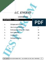 IC Engine concept