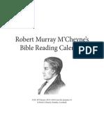 BibleReadingCalendar
