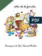 GUION EUCARISTIA DE LA FAMILIA