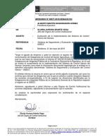 Memorando_00077_2019_SENACE_OCI Evaluación de La Implementación Del Sistema de Control Interno