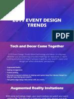 2019 Event Design Trends.pptx
