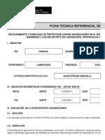 1.Ficha Tecnica Rio Chancay Sector La Puntilla Felix Vasquez