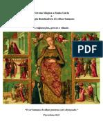 Novena Mágica a Santa Lúcia a energia iluminadora do olhar humano - Conjurações, preces e rituais.pdf