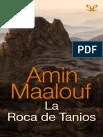 Maalouf Amin - La roca de Tanios