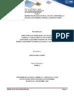 Diseño de plantas industriales Proyecto Final