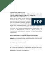 CONTESTACION EN SENTIDO NEGATIVO--- JACTANCIA.-- (1)