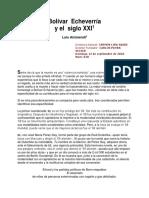 Luis Arismendi. Estado del arte Bolívar Echeverría.docx