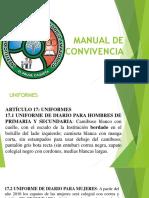 MANUAL DE CONVIVENCIA EXPO