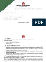 Plano Curricular Fdumn Comercial 2019
