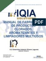 CURSO DE CLOROS PINOS Y MULTIUSOS IQIA SOLUTIONS