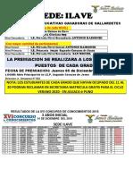 01 - Plantilla_RESULTADOS XV ILAVE_2019